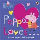 Ladybird, Peppa Pig - Peppa Loves ...