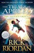Rick Riordan - The Hidden Oracle