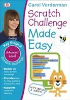 DK, Carol Dk Vorderman, Carol Vorderman - Scratch Challenge Made Easy
