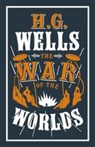H. G. Wells, H.G. Wells, Herbert G. Wells - The War of the Worlds