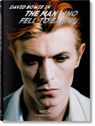 David James, Pau Duncan, Paul Duncan - David Bowie : The man who fell to Earth