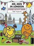 Roger Hargreaves, Egmont Publishing UK - Mr. Men in London