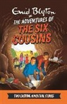 Enid Blyton - The Adventures of the Six Cousins
