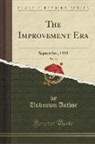 Unknown Author - The Improvement Era, Vol. 21