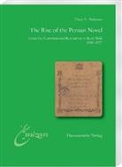 Claus V Pedersen, Claus V. Pedersen - The Rise of the Persian Novel