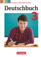 Michae Dengler, Michael Dengler, Geor Eger, Georg Eger, Christoph Fischer, Christoph u Fischer... - Deutschbuch, Gymnasium Baden-Württemberg (Bildungsplan 2016) - 3: 7. Schuljahr, Schülerbuch