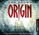 Dan Brown, Wolfgang Pampel - Origin, 6 Audio-CDs (Hörbuch)