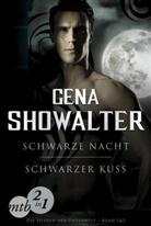 Gena Showalter - Die Herren der Unterwelt: Schwarze Nacht / Schwarzer Kuss