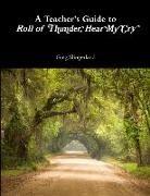 Greg Slingerland - A Teacher's Guide to Roll of Thunder, Hear My Cry