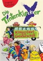 Dagmar Geisler, Dagmar Geisler - Die Tintenkleckser - Klassenfahrt zum Geisterschiff