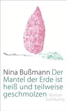 Nina Bußmann - Der Mantel der Erde ist heiß und teilweise geschmolzen