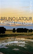 Bruno Latour - Kampf um Gaia