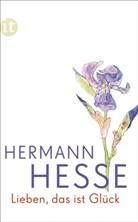Hermann Hesse, Volke Michels - Lieben, das ist Glück