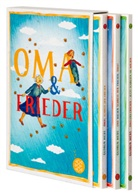 Gudrun Mebs, Rotraut Susanne Berner - Oma und Frieder 1-3, 3 Bde.