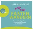 Rüdiger Dahlke, Andreas Neumann - Fasten-Wandern, 2 Audio-CD (Hörbuch)