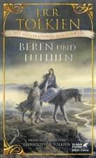 John R R Tolkien, John Ronald Reuel Tolkien, Alan Lee, Christopher Tolkien - Beren und Lúthien