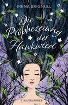 Irena Brignull - Die Prophezeiung der Hawkweed