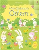 Fiona Watt, Stella Baggott - Mein Stickerbuch: Ostern