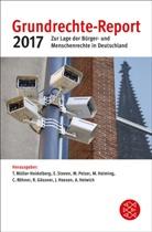 Rolf Gössner, Julia Heesen, Martin Heiming, Arthur Helwich, Till Müller-Heidelberg, Marei Pelzer... - Grundrechte-Report 2017