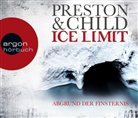 Lincol Child, Lincoln Child, Douglas Preston, Simon Jäger - Ice Limit, 6 Audio-CDs (Hörbuch)