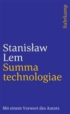 Stanislaw Lem - Summa technologiae