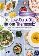 Doris Muliar - Die Low-Carb-Diät für den Thermomix®