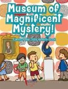 Activibooks For Kids - Museum of Magnificent Mystery! Connect the Dots Activity Book