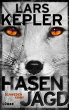 Lars Kepler - Hasenjagd