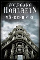 Wolfgang Hohlbein - Mörderhotel