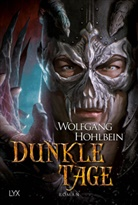 Wolfgang Hohlbein - Dunkle Tage