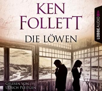 Ken Follett, Ulrich Pleitgen - Die Löwen, 6 Audio-CDs (Hörbuch) - Roman. Gekürzte Ausgabe, Lesung