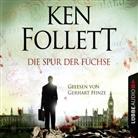 Ken Follett, Gerhart Hinze - Die Spur der Füchse, 4 Audio-CDs (Hörbuch)