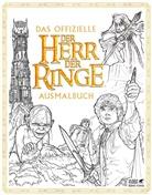 "N Caven, N. Caven, J R Tolkien, John Ronald Reuel Tolkien, Warne Warner, Warner Warner... - Das offizielle ""Der Herr der Ringe""-Ausmalbuch"