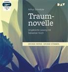Arthur Schnitzler, Sebastian Koch - Traumnovelle, 1 Audio-CD, MP3 (Hörbuch)