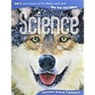 Hsp, Harcourt School Publishers - HARCOURT SCIENCE NEW YORK STUD