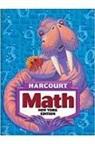 Harcourt School Publishers - MATH ASSESSMENT GRADE 3-5PK (Hörbuch)