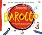 Ensemble Diderot, Pramsohle Johannes, Christian Möhring, Moni Port - BAROCCO - Das kreative Malbuch für musikalische Kinder, m. 1 Audio-CD