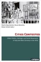 Freia Anders, Francesco Bartolini, Martin Baumeiser, Baumeister, Martin Baumeister, Bruno Bonomo... - Cities Contested