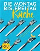 Alessandr Redies, Alessandra Redies, Zimdars, Maryna Zimdars - Die Montag-bis-Freitag-Küche
