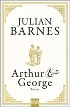 Julian Barnes, Gertraude Krueger - Arthur & George