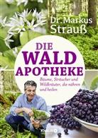 Julia Bauer, Dr. Markus Strauß, Markus Strauß, Markus (Dr. Strauss - Die Wald-Apotheke