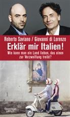 Giovanni di Lorenzo, Robert Saviano, Roberto Saviano - Erklär mir Italien