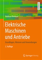 Andreas Kremser - Elektrische Maschinen und Antriebe