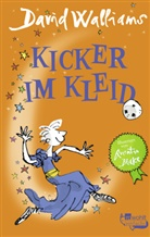 David Walliams, Quentin Blake - Kicker im Kleid