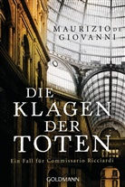 Maurizio De Giovanni, Maurizio de Giovanni - Die Klagen der Toten