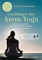 Kalashatra Govinda - Grundlagen des Atem-Yoga, m. Audio-CD