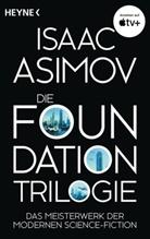 Isaac Asimov - Die Foundation-Trilogie