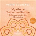 Dani Felber, Vadi Tschenze, Vadim Tschenze - Mystische Zahlenmeditation, 1 Audio-CD (Hörbuch)