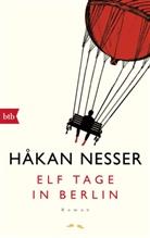 Hakan Nesser, Håkan Nesser - Elf Tage in Berlin