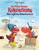 Ingo Siegner, Ingo Siegner - Der kleine Drache Kokosnuss - Mein englisches Bildwörterbuch